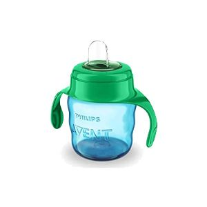 Philips Avent SCF551/05 Spout Cup 200 ml, Green and Blue